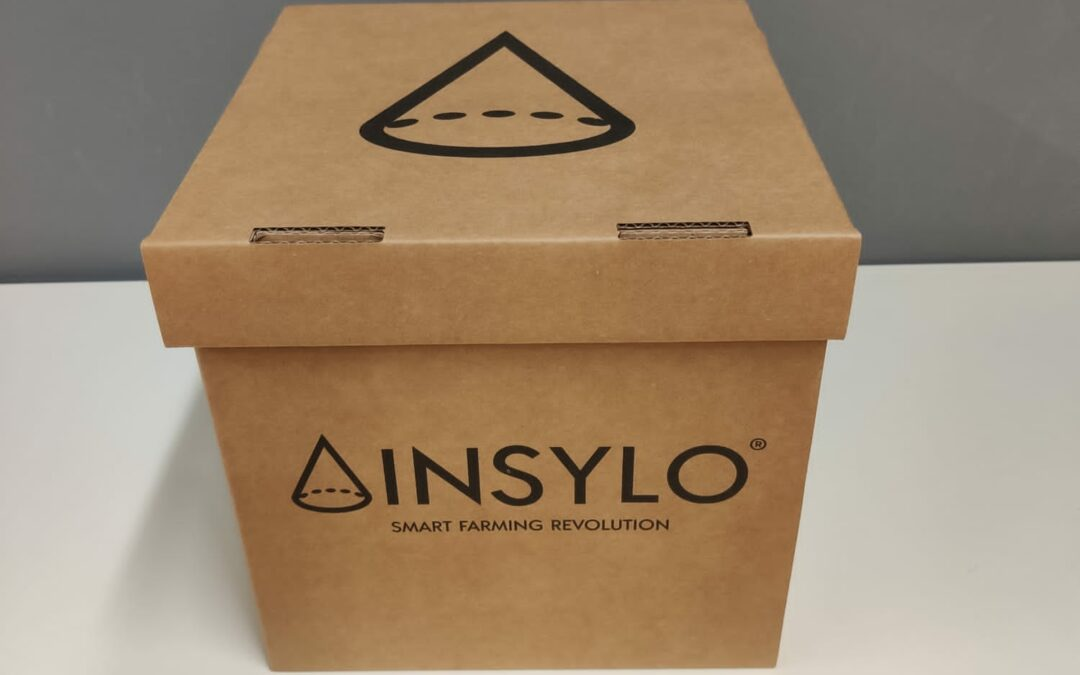 Packaging Dispositivo Industrial